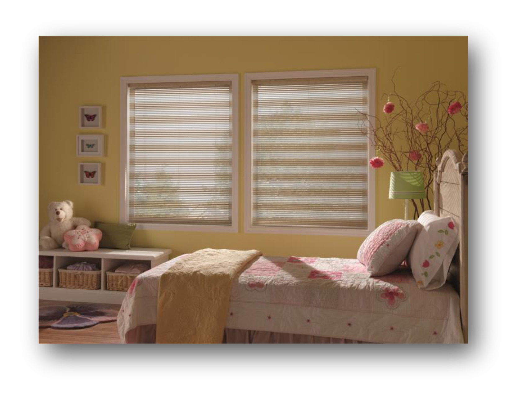 Safety First with child friendly blinds